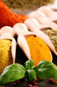 Kryddor i lösvikt