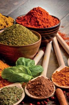 Kryddor & Salt
