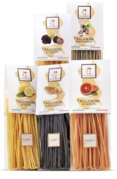 Pasta, Risotto & Tomatsåser